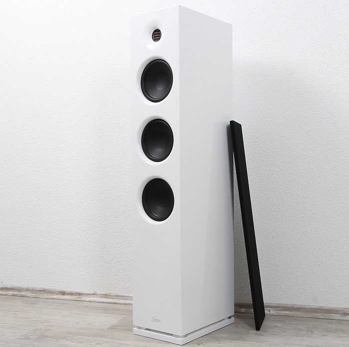 Saxx coolSOUND CX 90 Front Seitlich1