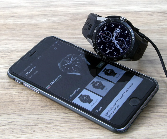 Tag Heuer Carrera Connected 25