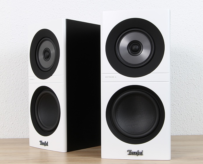 Teufel Definion 3 Surround 5.1-Set DEF 3 S Gruppenbild