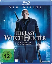 The Last Witch Hunter Blu-ray Disc
