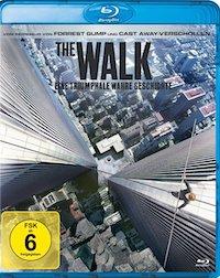 The Walk Blu-ray Disc