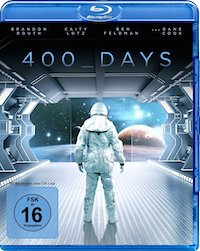 400 Days Blu-ray Disc
