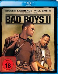 Bad Boys 2 Blu-ray Disc