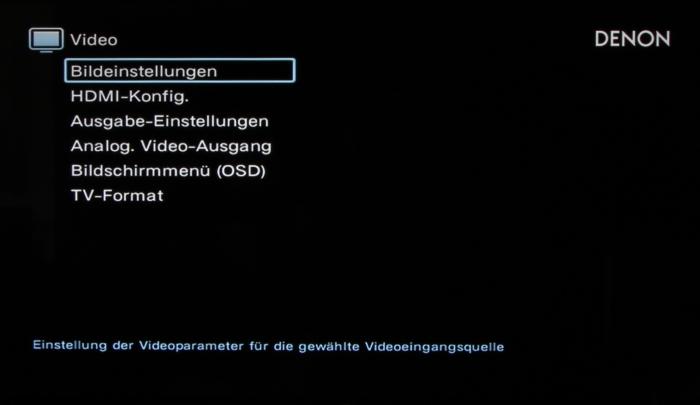 Denon AVR-X7200W Screenshot 20