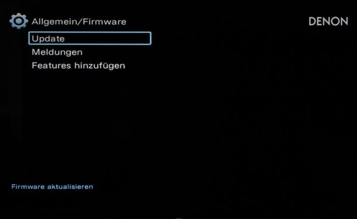 Denon AVR-X7200W Screenshot 27