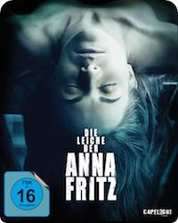 Die Leiche der Anna Fritz Blu-ray Disc