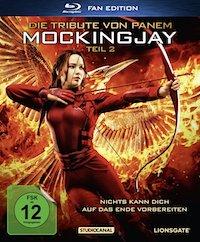 Die Tribute von Panem - Mockingjay Teil 2 Blu-ray Disc
