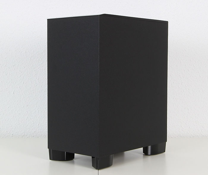 Panasonic SC-ALL70T Subwoofer Front Seitlich1