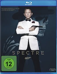 Spectre Blu-ray Disc