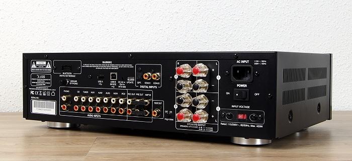 Advance Acoustic X-i105 Rueckseite Seitlich2
