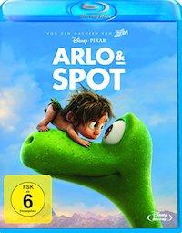 Arlo + Spot Blu-ray Disc