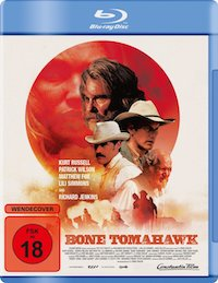 Bone Tomahawk Blu-ray Disc
