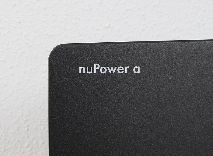 Nubert nuPower a Detail Front