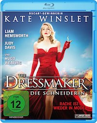 The Dressmaker Blu-ray Disc
