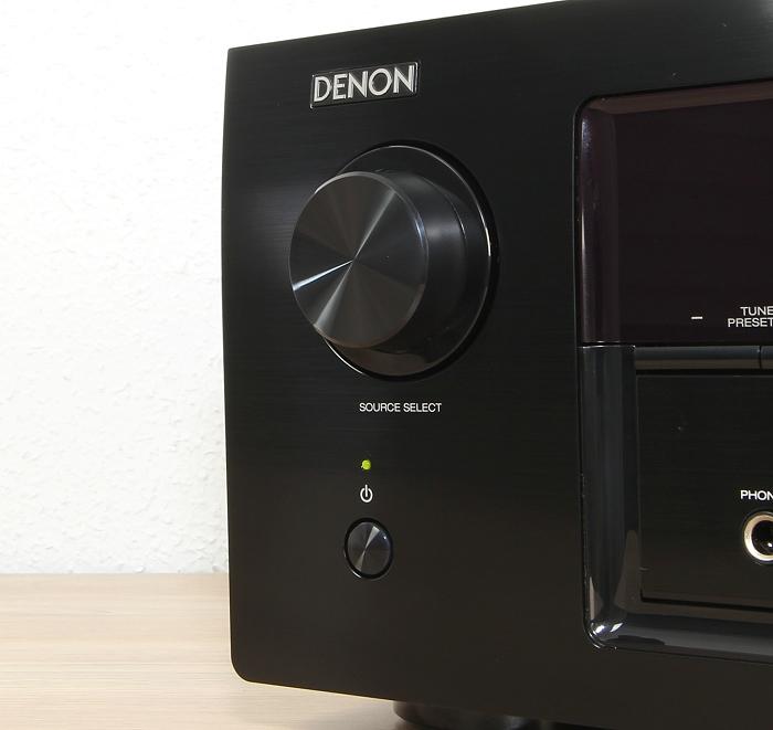 Denon AVR-X2300W Bedienelemente Front2