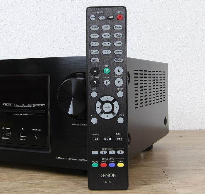 Denon AVR-X2300W Fernbedienung