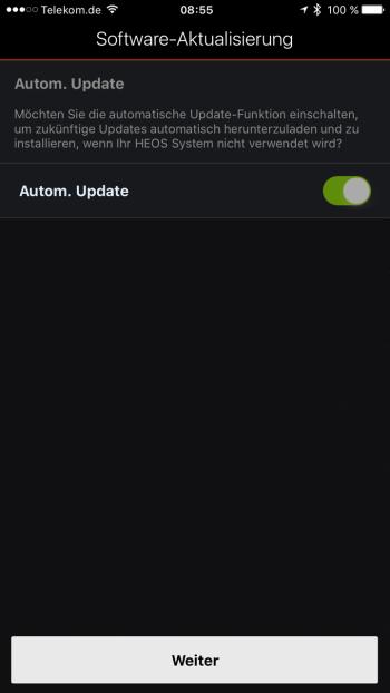 Denon Heos Amp HS2 App9