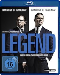 Legend Blu-ray Disc