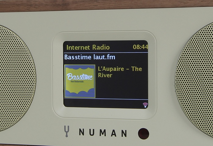 Numan One 2.1 Display