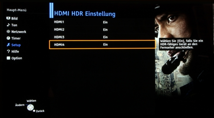 Panasonic HDR OLED 3