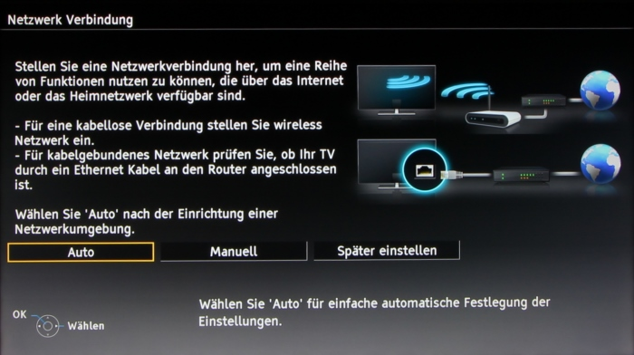 Panasonic TX-65DXW784 Screenshot 2