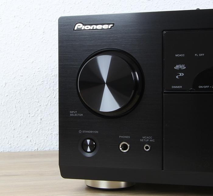 Pioneer VSX-1131 Bedienelemente Front2
