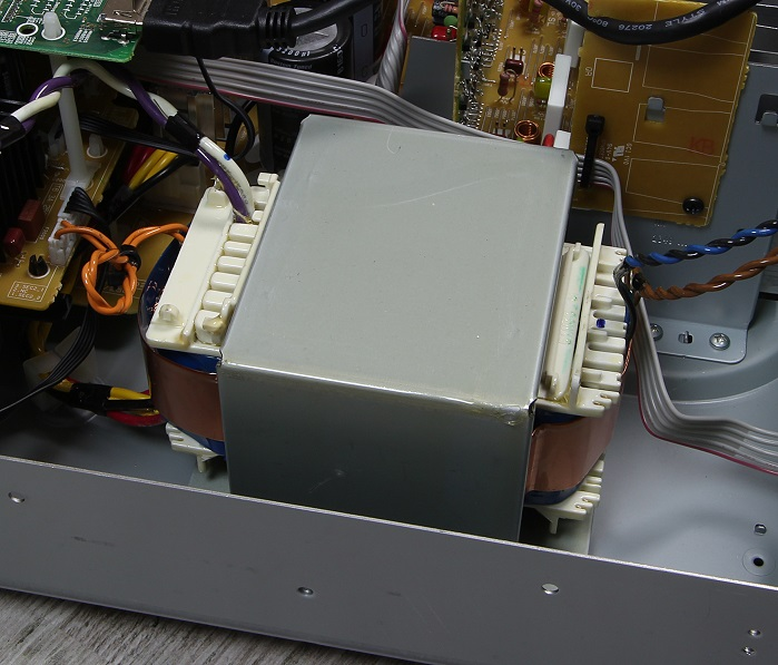 Pioneer VSX-1131 Innenleben3