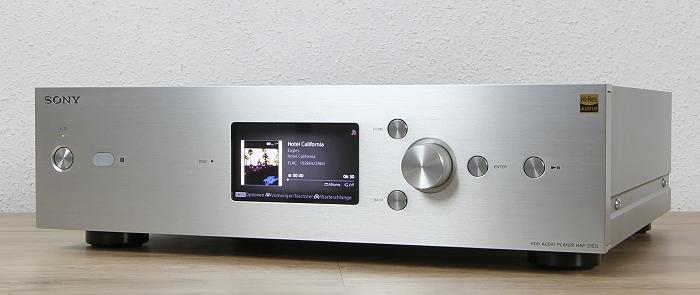 Sony HAP-Z1ES Front Seitlich2