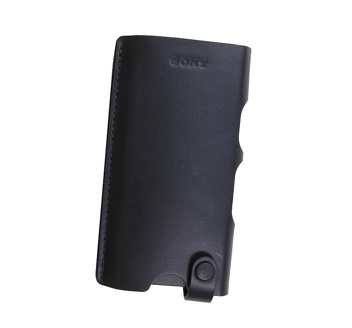 Sony NW-ZX2 mit Tasche