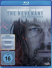 The Revenant Blu-ray Disc