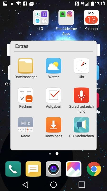 LG G5 Screenshot