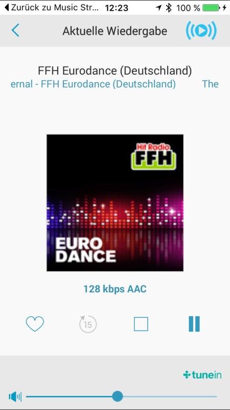 Panasonic Music Streaming App 18