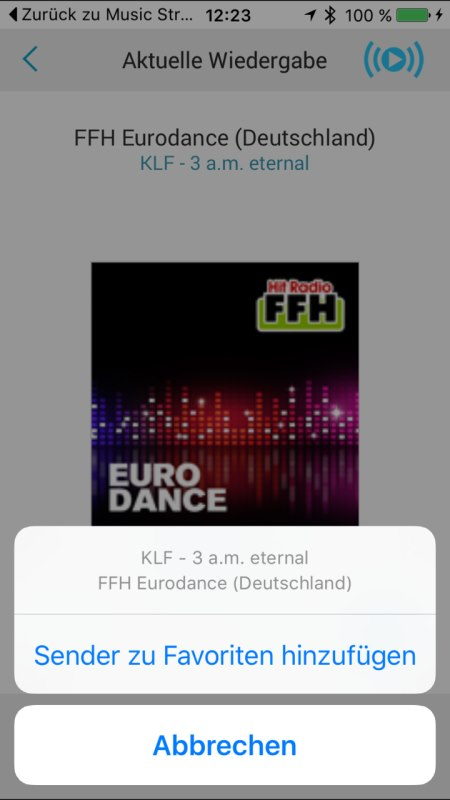 Panasonic Music Streaming App 19
