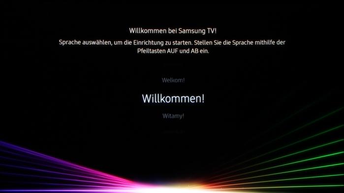 Samsung UE55KS7590U Screenshot 1