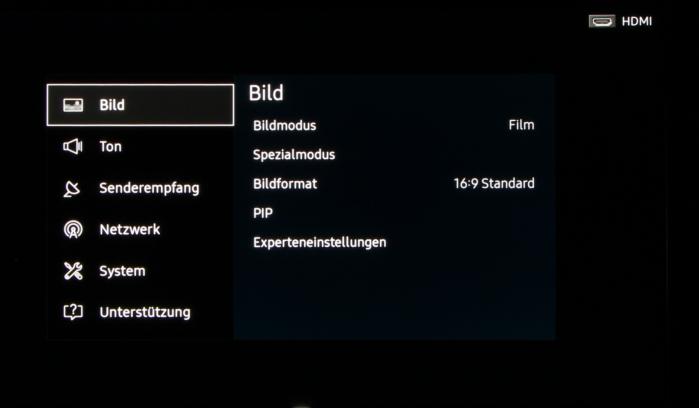 Samsung UE55KS7590U Screenshot 14