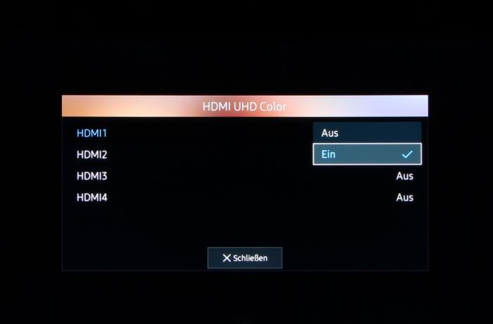 Samsung UE55KS7590U Screenshot 18