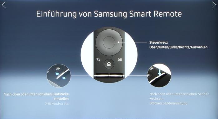 Samsung UE55KS7590U Screenshot 2