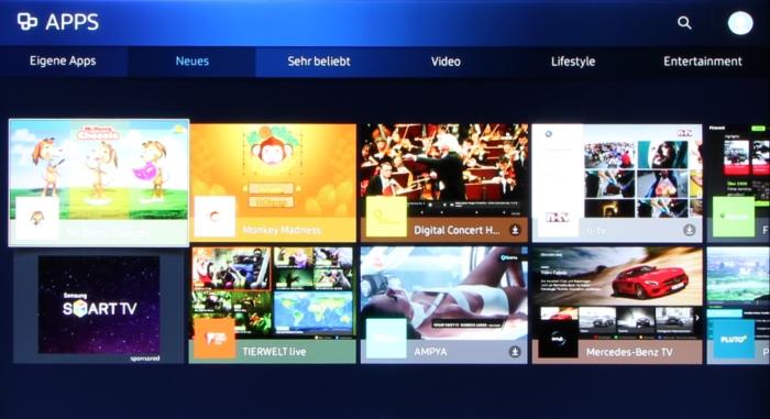 Samsung UE55KS7590U Screenshot 29