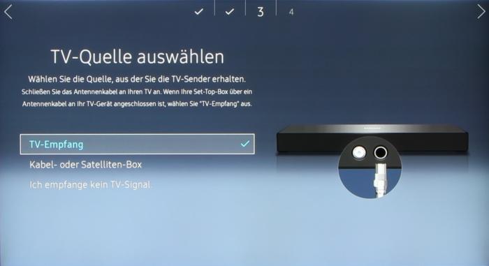 Samsung UE55KS7590U Screenshot 6
