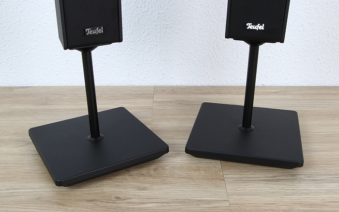 Teufel Varion 5.1 Set Surround Standfuesse