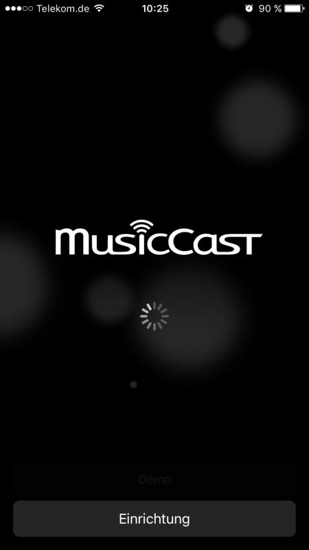 Yamaha MusicCast App 1