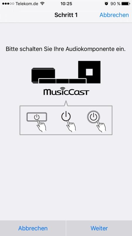 Yamaha MusicCast App 2