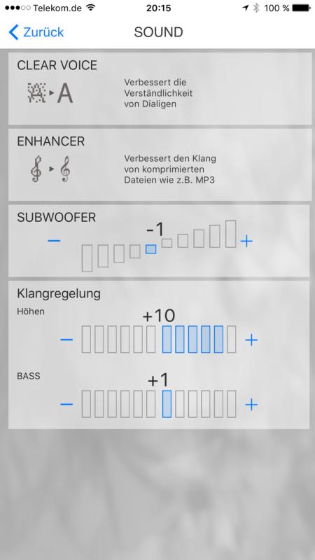 Yamaha MusicCast App_neu9