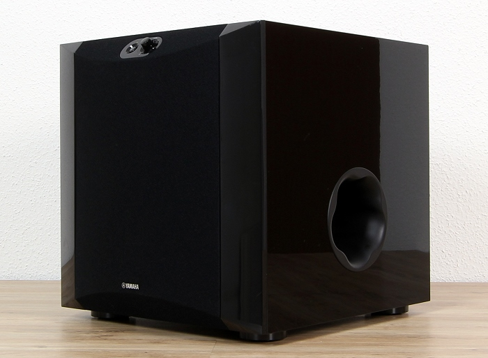 Yamaha NS-SW300 Front Seitlich
