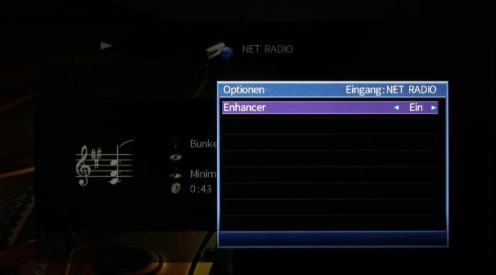 Yamaha RX-A860 Screenshot 28