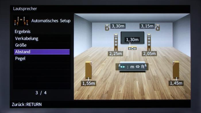 Yamaha RX-A860 Screenshot 8