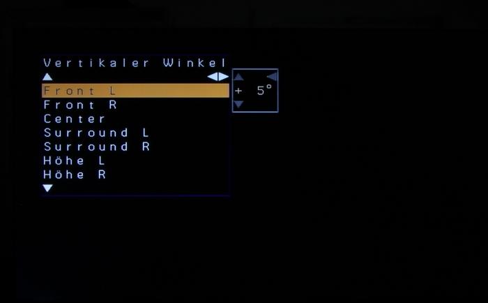 Yamaha YSP-5600 Screenshot 10