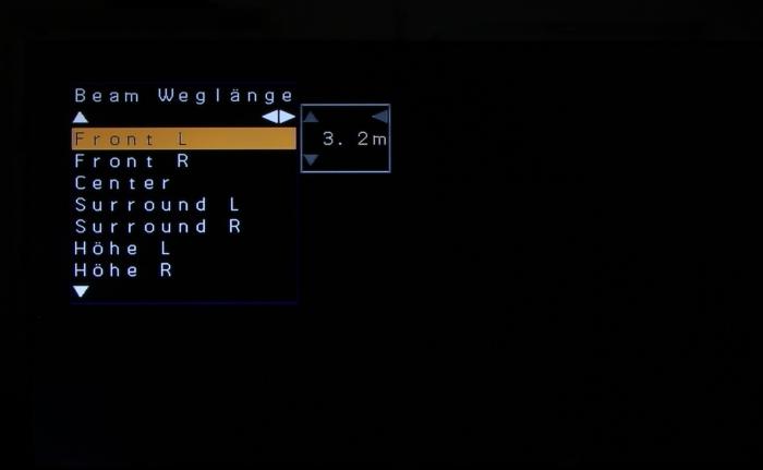 Yamaha YSP-5600 Screenshot 11