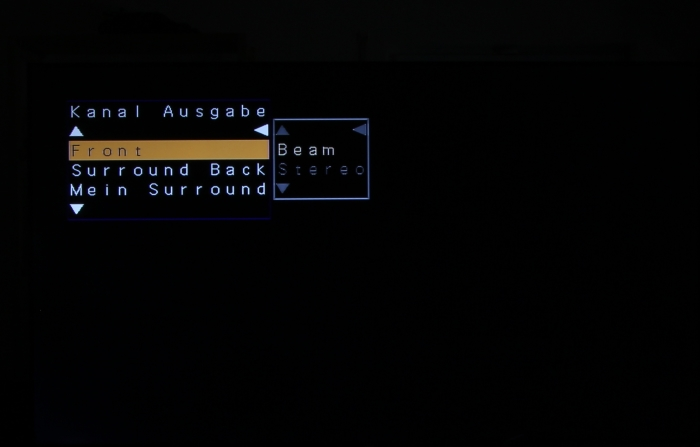 Yamaha YSP-5600 Screenshot 12