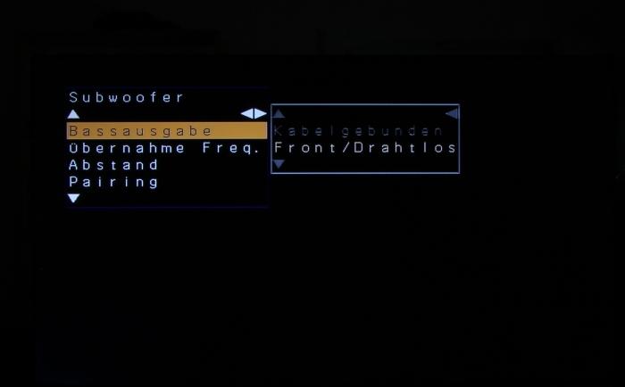 Yamaha YSP-5600 Screenshot 13